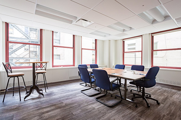 Wall Street Suite Conference Room